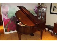 CHAPPELL BABY GRAND PIANO EXPERTLY RESTORED LOVELY INSTRUMENT