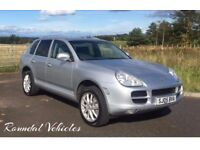 NOW REDUCED! 2005 05 Porsche Cayenne V6 3.2, Mot'd August 2018, full leather, BEAUTIFUL CAR!!