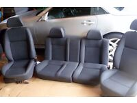 VW Polo 2000-2002 /6n2 - front and rear seats