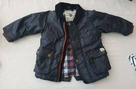 Next - Baby Wax jacket