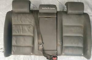 REAR UPPER SEAT BACK CUSHION with ARM REST - BLACK LEATHER for 2004 to 2009 AUDI A4/S4 $180