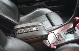 BMW E38 740i Individual full electric 18-way contour leather interior