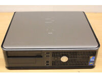 Dell Optiplex 380 -Core 2 Duo @ 2.93 GHz,6GB DDR3 Ram, 500gb HDD, DVD/CD RW,Wifi,Win 10