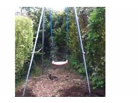 SOLD** TP Garden Swing (Used) Free for Collection **SOLD