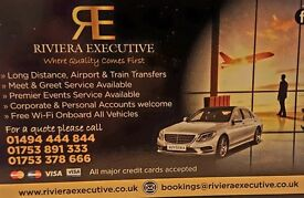 RIVIERA EXECUTIVE CHAUFFEURING SERVICES- where quality comes first