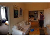 Large 2 Bedroom furnished flat in Stockbridge, Edinburgh
