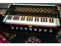 Harmonium for sale £135 call 07804249716