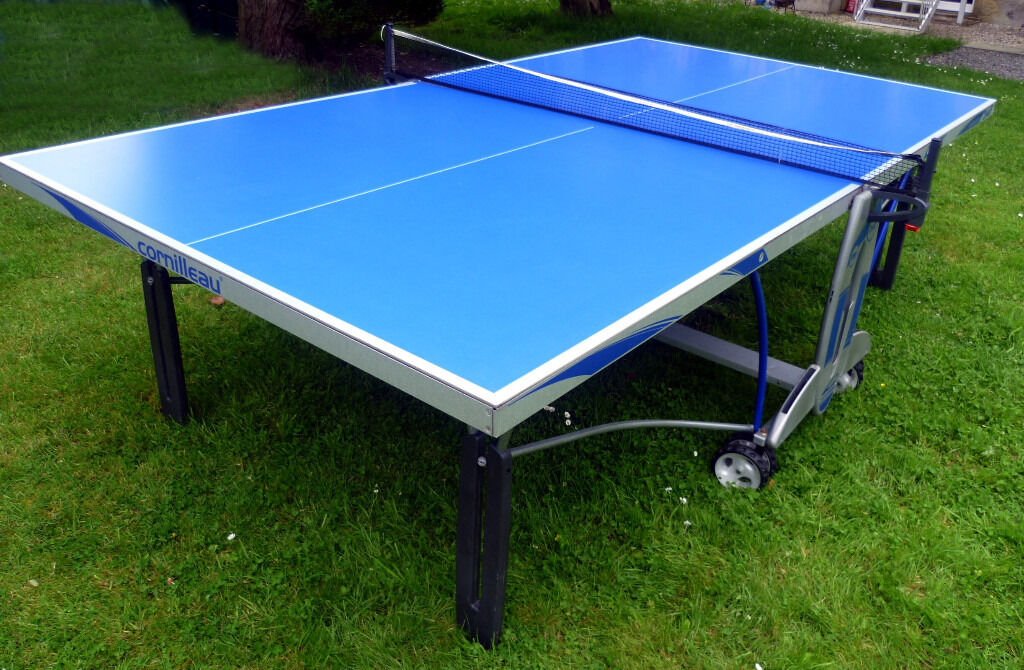 Cornilleau 240 sport outdoor table tennis table in inverness highland gumtree - Gumtree table tennis table ...