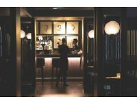 Part Time Bar Assistant, Dakota Deluxe Glasgow, Luxury City Centre Hotel