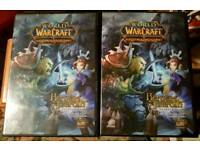 World of Warcraft Heroes of Azeroth starter packs