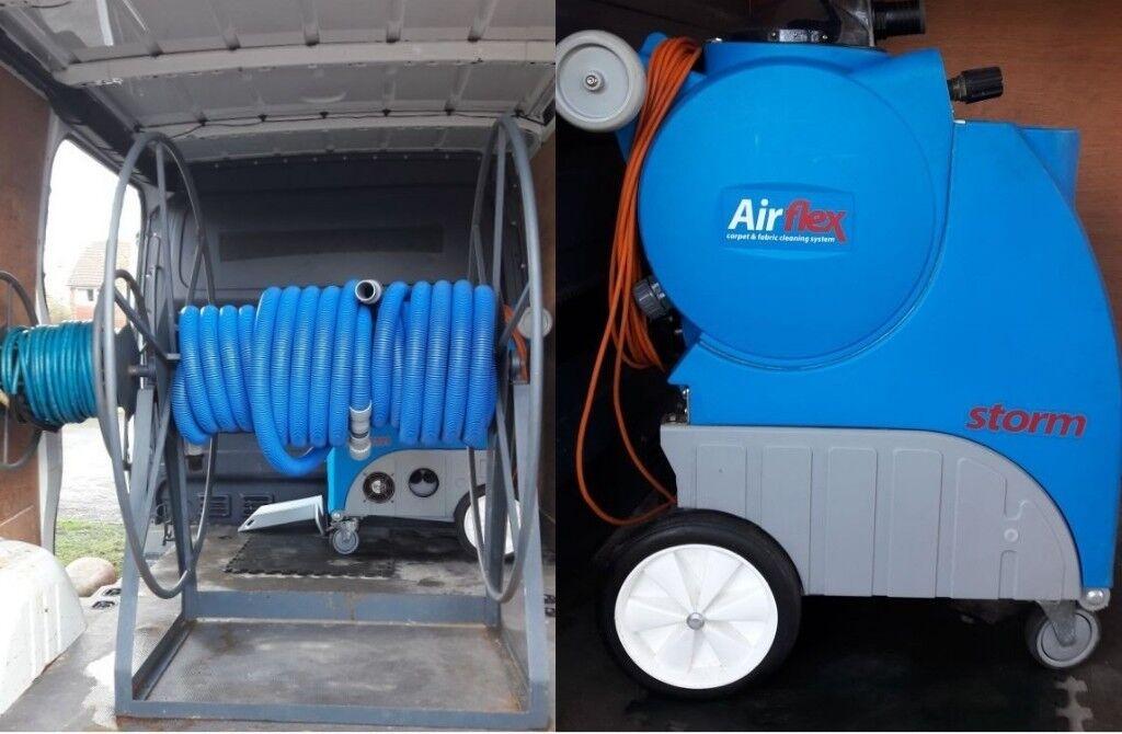 Airflex Storm professional carpet cleaning machine | in Maidenhead, Berkshire | Gumtree