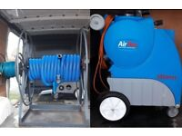 Airflex Storm professional carpet cleaning machine