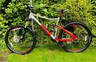 Like New Voodoo Canzo Full Suspension Large Mountain Bike…..RRP £1299