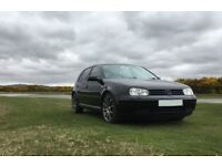 VW GOLF GT TDI 130 MK4 1.9. 2 OWNERS FROM NEW. 12 MONTHS MOT. NEW CAMBELT