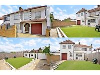 A spacious fully furnished 6 bedroom semi detached house with BIG garage