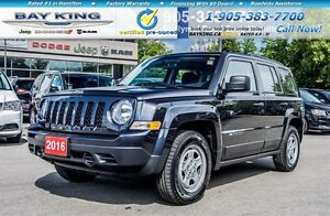 "2016 Jeep Patriot SPORT | A/C | 16"" WHEELS 