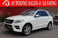 2013 Mercedes-Benz M-Class ML 350 BlueTEC 4MATIC | DRIVERS ASSIS