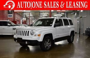 2016 Jeep Patriot HIGH ALTITUDE | LEATHER | ROOF