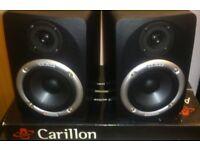 CARILLON am05 MONITOR SPEAKERS