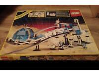 Vintage Lego Space monorail 6990 rare
