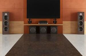 Warm and Wonderful 8mm Cork Tiles – Walnut Burl. ****Order Free sample today before you buy.