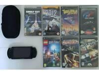 SONY PSP 3000 Console - Black