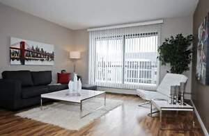 Bachelor Suite w/ Huge Balcony in Adult Bldg w/ Elevator ~ Cedar