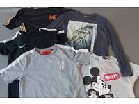 Boys t-shirt bundle 12-13 yrs