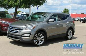 2013 Hyundai Santa Fe Sport 2.0T | AWD | LEATHER | PANO SUNROOF