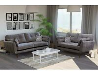 Zinc 3+2 Seater Sofa BRAND NEW