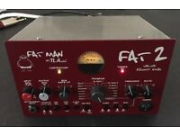 TL Audio Fat man 2 mono valve pre amp in v good condition.