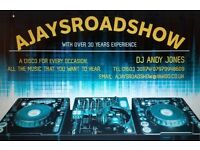 AJAYSROADSHOW MOBILE DJ DISCO HIRE # WEDDINGS ENGAGEMENT BIRTHDAY PARTIES # AJAYSROADSHOW #