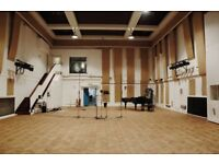 Musicians opportunity to record at Abbey Road Studios!