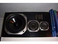 Technics 3 way speakers SB-F860 fully working