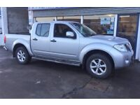 2010 Nissan Navara Double Cab Pick Up - One Owner from New