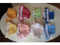 19 BumGenius Bum Genius Reusable Nappies, PLUS Large, Small, Bamboo & Paper Liners