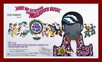 Here We Go Round The Mulberry Bush Movie Posters British 1960's Classic Film -  - ebay.co.uk