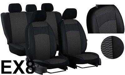 CITROEN C8 5 SEATS 2002-2014 LEATHER & FABRIC
