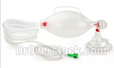 1 Ambu Spur Ii Pediatric Manual Resuscitator - Toddler Mask 530213000