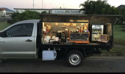 Coffee van & run