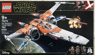 LEGO Star Wars 75273 Poe Dameron's X-Wing Fighter NEW FACTORY SEALED