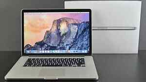 "MacBook Pro Retina 15"" Mid-2014, i7 2.5GHz, 512GB, 16GB Ram Spotswood Hobsons Bay Area Preview"