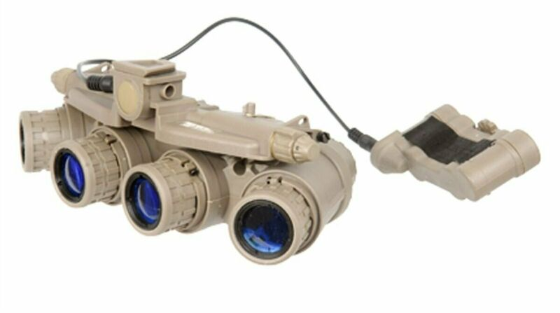 Airsoft DUMMY Quad Night Vision Goggles GPNVG-18 NVG - TOY