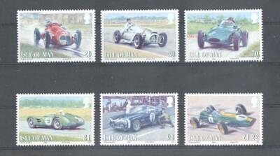 (862175) Oldtimers, Racing Cars, Isle of Man