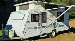 2002 Jayco Freedom Poptop Gympie Gympie Area Preview