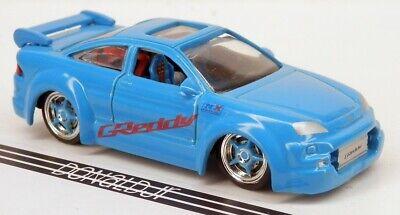 Motorworks 'Honda Civic Si Coupe Blue 7th Gen Import Tuner c.2002 1/64 Scale  na sprzedaż  Wysyłka do Poland