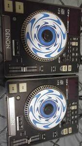 Denon DN S3000 turntables in great shape!! Price Reduced