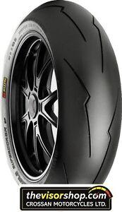 REAR 200/55/zr17 SC1 Pirelli DIABLO SUPERCORSA V2 RACE Tyre (Soft) Dec 2015