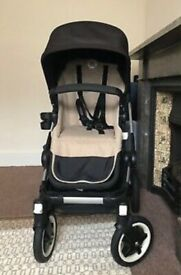 Bugaboo BuffaloTravel System - Pushchair, Chasis and Carrycot