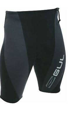 GUL RESPONSE 2mm Neoprene Kayak Surf Swim Sail Wetsuit Shorts Size Small w/logo